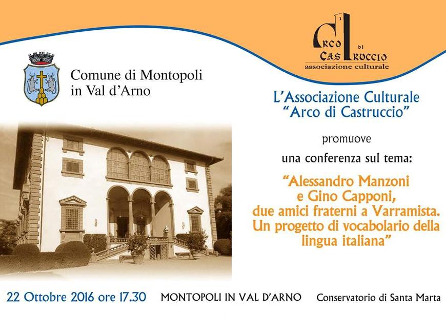 Arco Castruccio 22-10-16 Varramista
