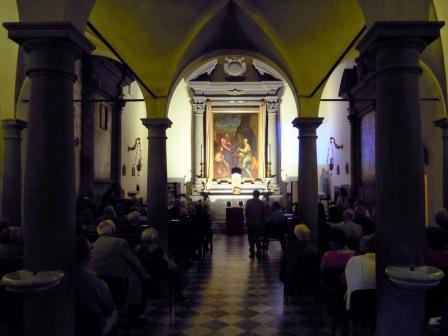 Concerto Stefano Atzori Santa Marta