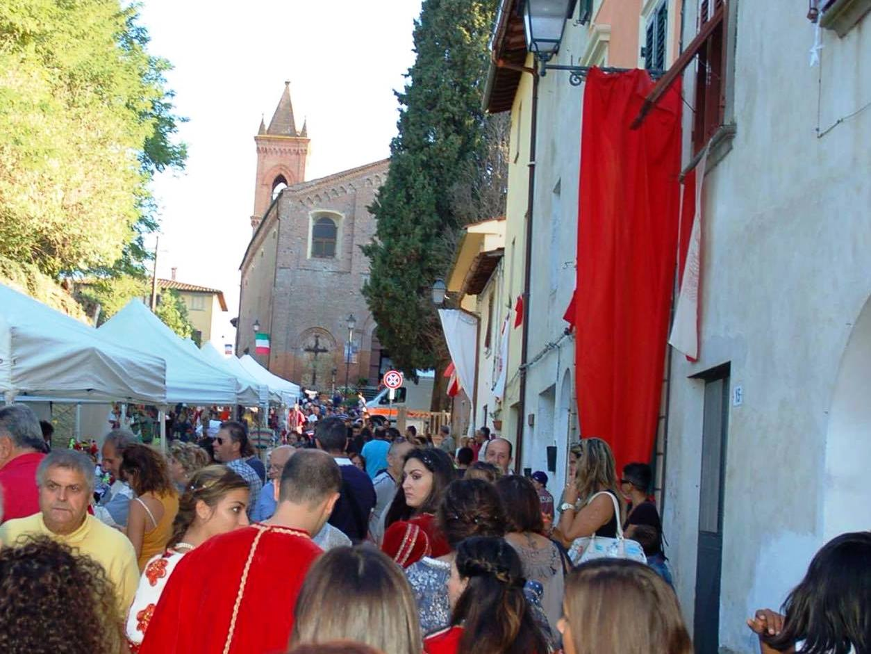 Martinfiera Porta Pisana