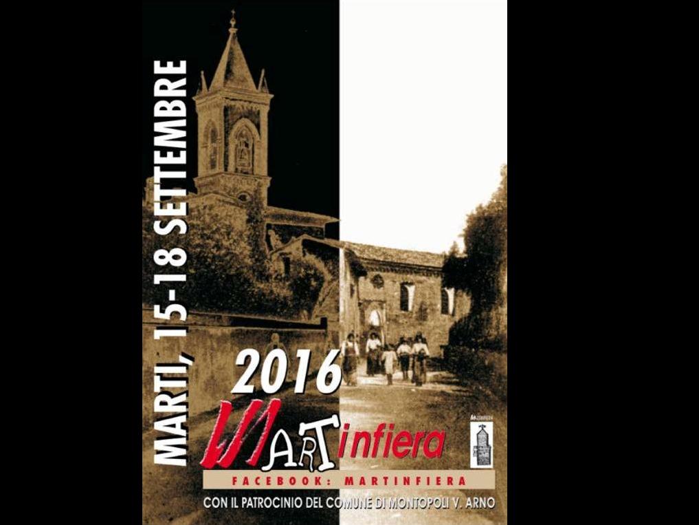 Martinfiera 2016 banner