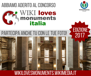 WIKI loves Monumentents Italia
