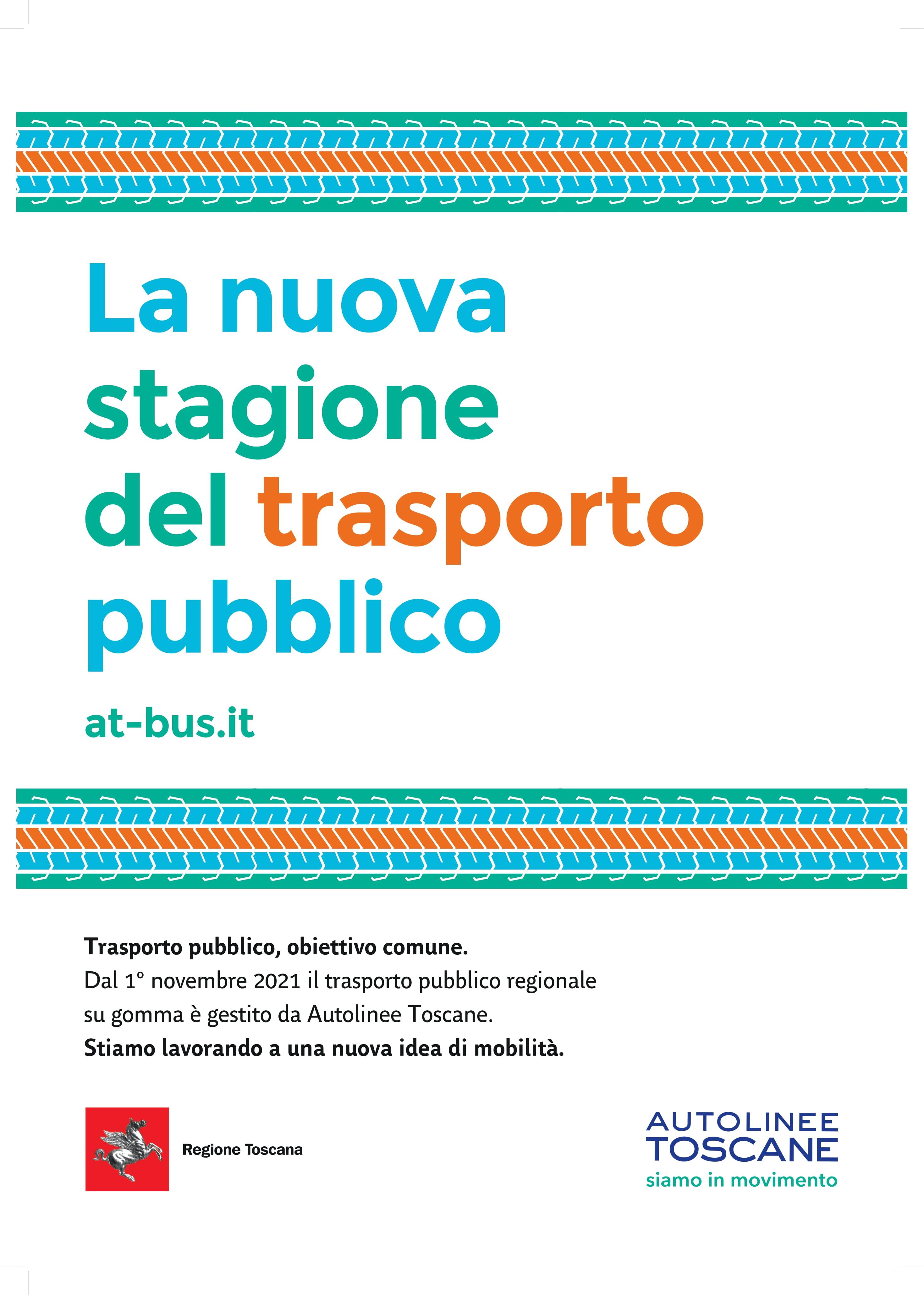 LA NUOVA STAGIONE DEL TRASPORTO PUBBLICO