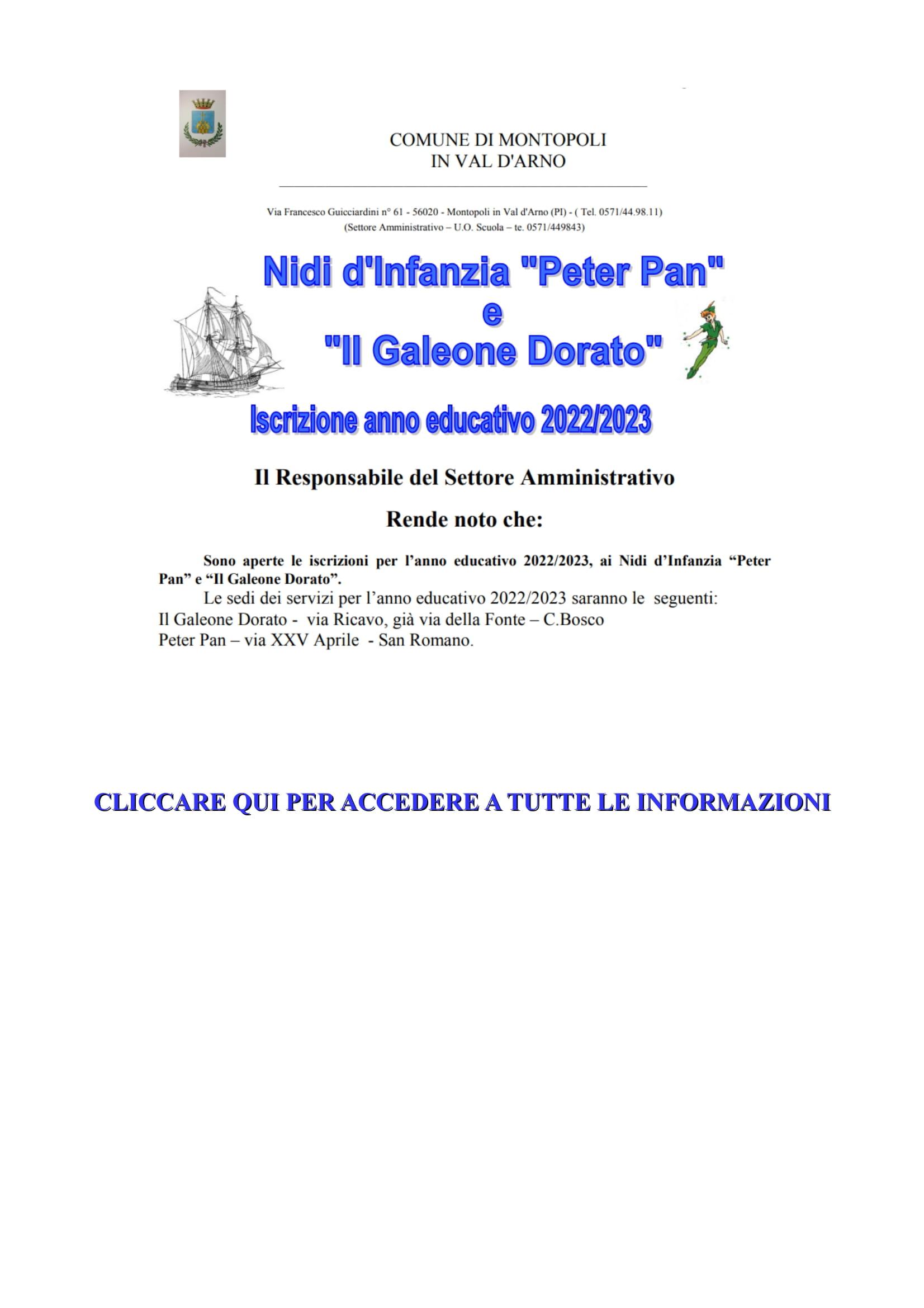 RIMBORSO RETTE 2021